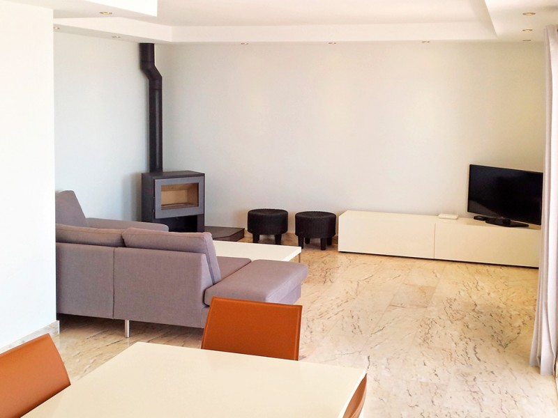 Villa Refurbishment Mijas Costa - Lounge