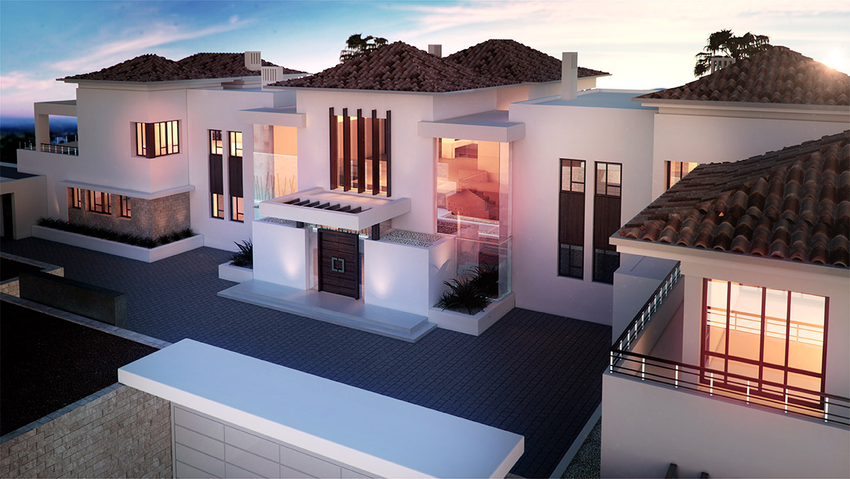 Villa Design - Costa del Sol Architects