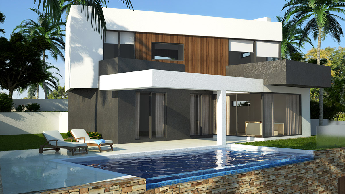 Villa Design Torrenueva - Costa del Sol Architects