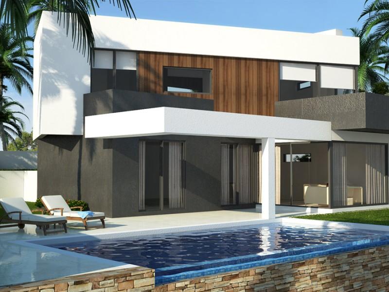 Villa Design - Torreblanca - Costa del Sol