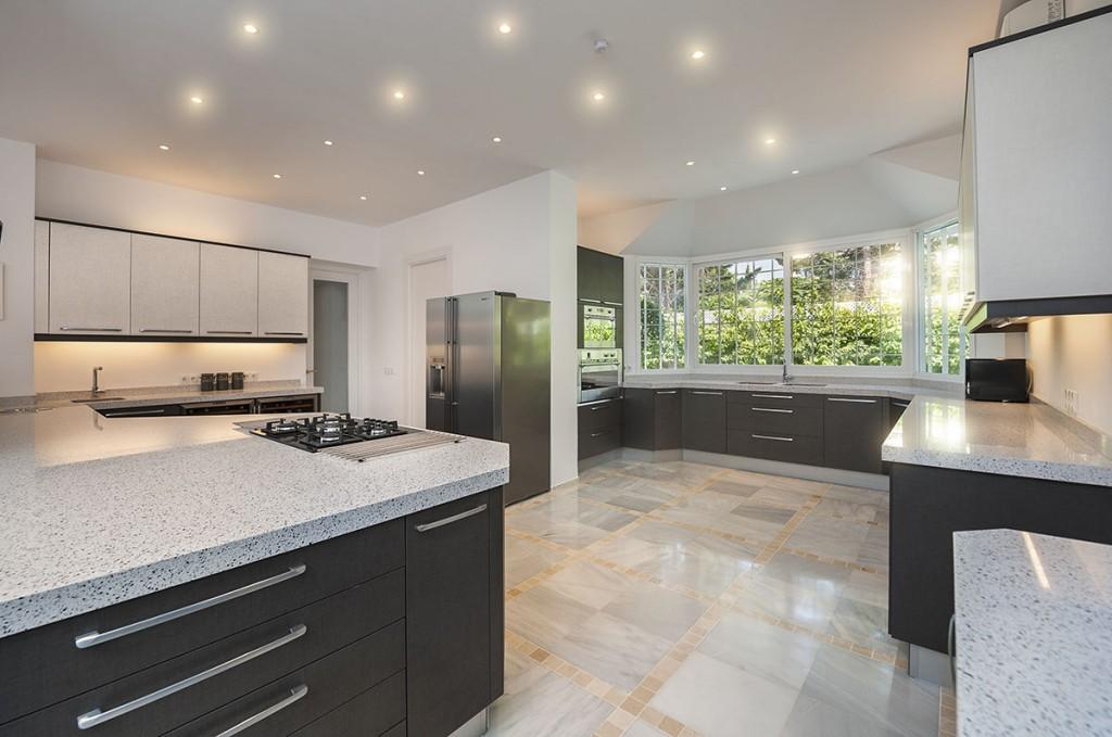 Kitchen Design & Installation - Costa del Sol